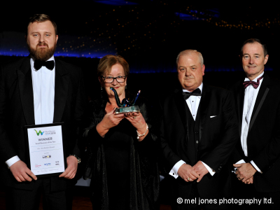 Wyre Business Awards Success
